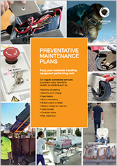 Preventative maintenance plans brochure