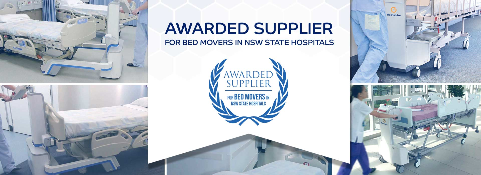 Awarded Supplier for NSW bed movers in NSW state institutions